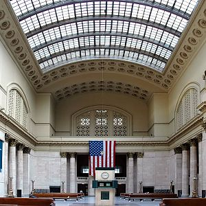 Chicago Union Station Great Hall