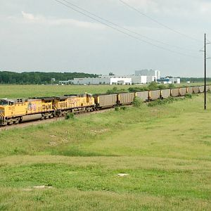 Pleasant Prairie Coal Train