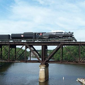 261 crosses the Wisconsin River