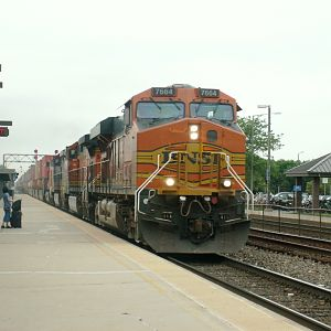 Hmmm     CSX must have gotten a lot of use out of BNSF Pay
