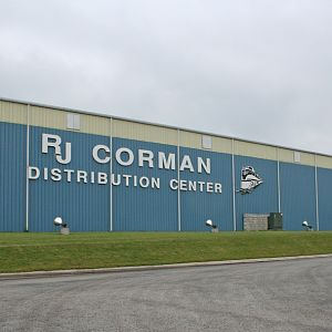 RJ Corman Distribution Center, Celina, Ohio