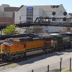 BNSF in the Lead