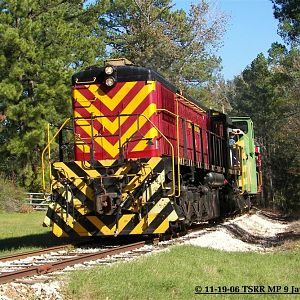 Alco Powered Excursion