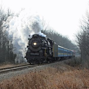 1225 Makes it's run from Owosso to Chesaning, MI