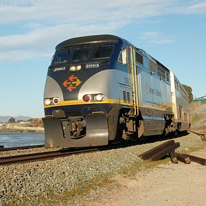 Capitol Corridor on the Cal-P