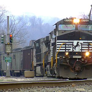NS Coal Train
