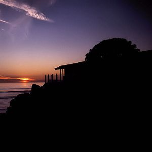Sunset on the Pacific at San Clemente Beach
