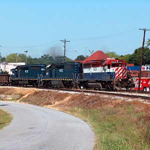 ANOTHER Red, White & Blue Run On The CofGa