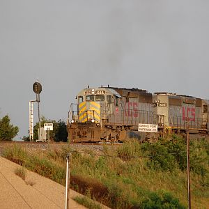 KCS 666 and 605