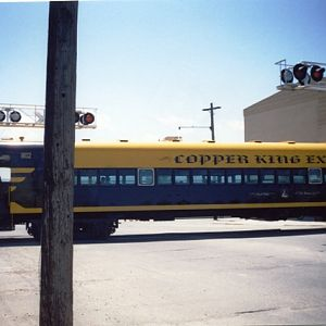 The Copper King Express