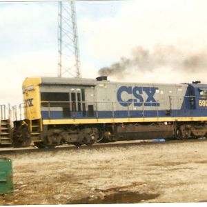 CSX LOCOMOTIVES