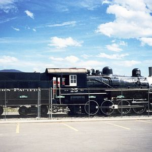 Northern Pacific 2-8-0 #25