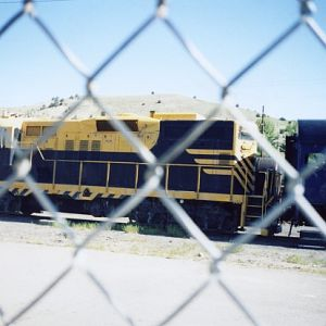 High-nosed GP9 #105