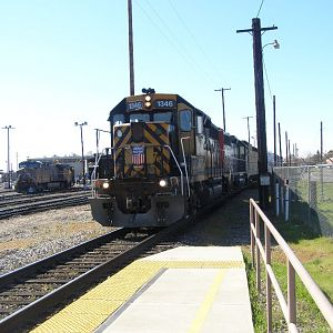 Old Patch comes runnin'