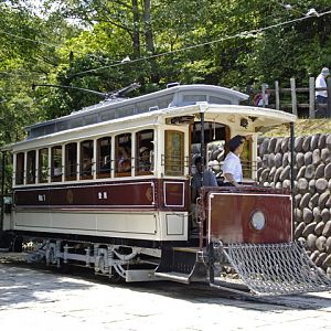 Feb. 1st, 1894 first trolley in Japan