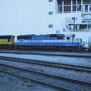 Oakway-leased EMD