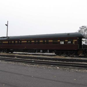 Susquehanna Business Car #510