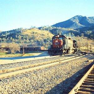 Southern Pacific Around the Loop