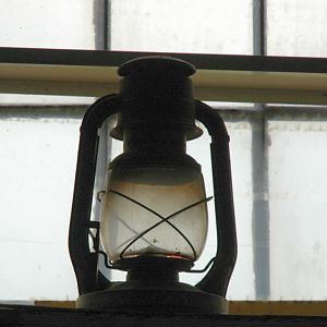 Old school Drop Light