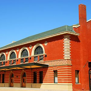 Fort Worth Old Union Depot