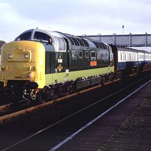 Renovated Deltic UK