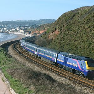 First Great Western at Dawlish