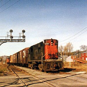 Alco at Lennoxville