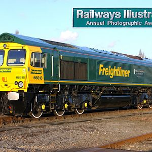 66618 Railways Illustrated