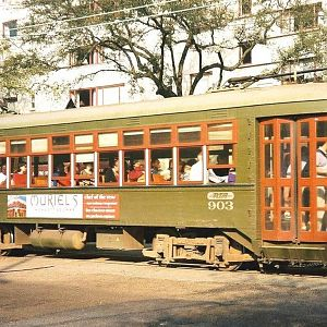 St Charles Street Trolley