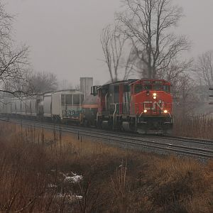 CN Eastbound II