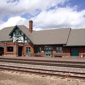 Flagstaff AMTRAK Station