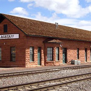 Flagstaff BNSF Office