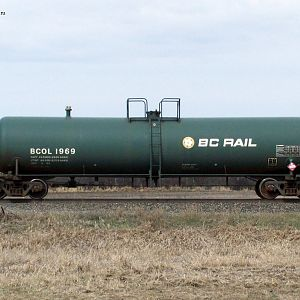 Another BCOL tanker