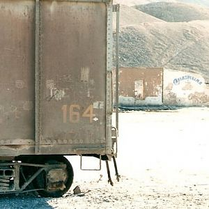 Old Nitrate era BoxCar
