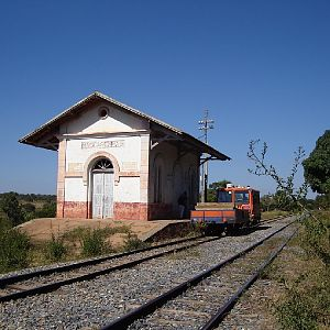 Mascarenhas station