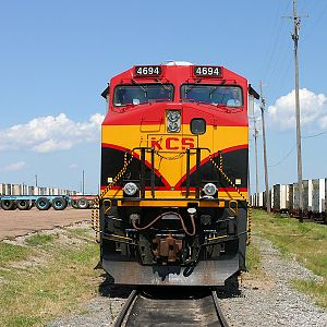 KCS 4694 - Dallas TX