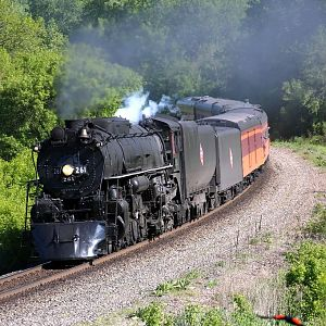 Milwaukee Road 261