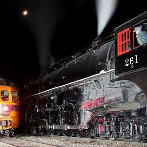 Milwaukee Road #261 Photographers Special