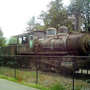 Northern Pacific No.924