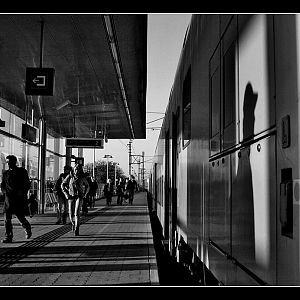 Commuters & Shadows