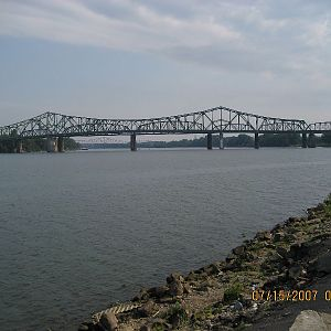 bridges at Parkersburg WV