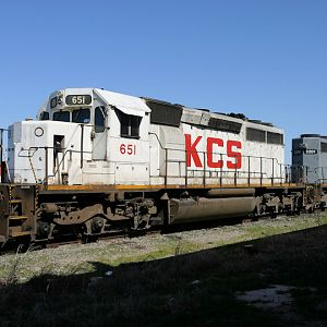 KCS 651 - Dallas TX