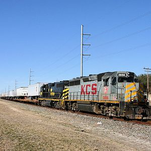 KCS 2856 - Dallas TX