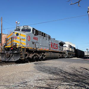 KCS 4602 - Shreveport LA