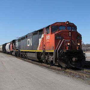 Canadian National 2415