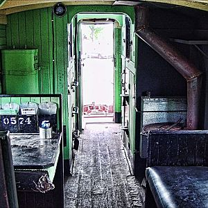 Napa Valley Wine Train Caboose | RailroadForums com - Railroad