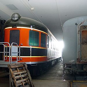 Empire Builder Observation Car