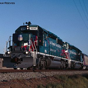 Union Pacific Olympic fever II