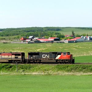 CN 303 Arrow River