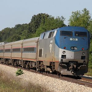 Amtrak Blue Water 365